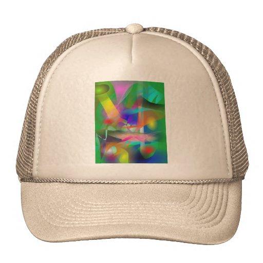 Messy Mesh Hats