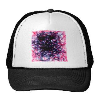 messy head 2 mesh hat