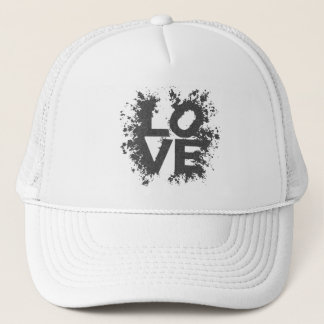 Messy Love Trucker Hat