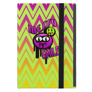 Messy Smile Cover For iPad Mini