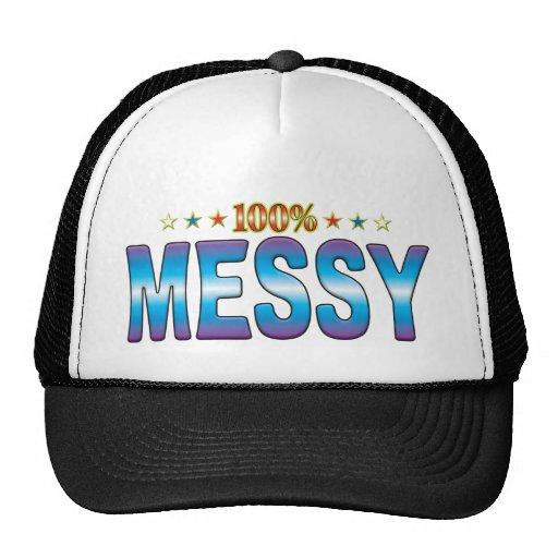 Messy Star Tag v2 Trucker Hats