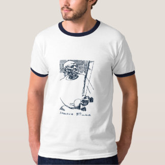 Mestre Bimba Ringer Shirt