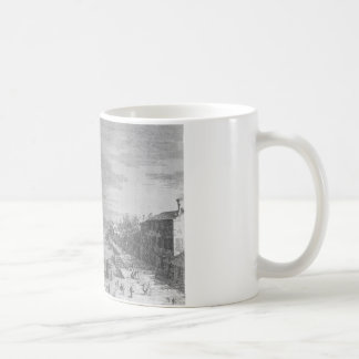 Mestre by Canaletto Coffee Mug