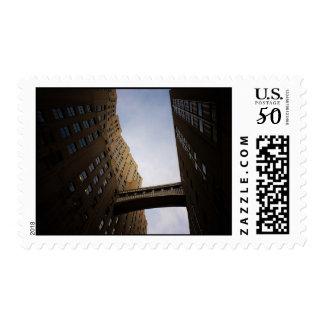 Met Life Tower Bridge, New York City Postage