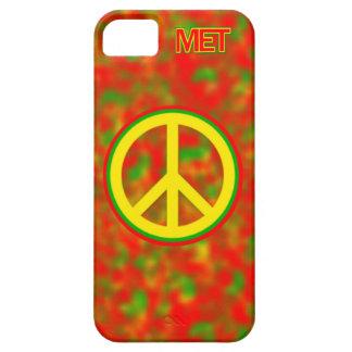 MET Rasta iPhone 5/5s Case
