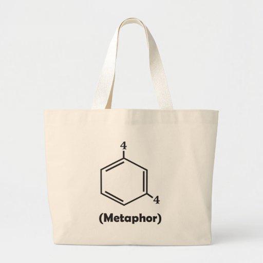 Meta 4 Metaphor Tote Bags