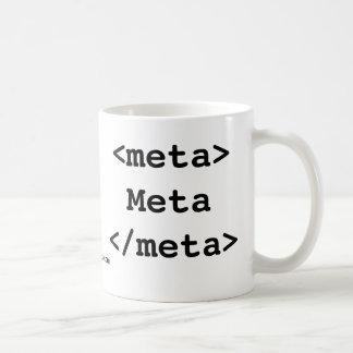Meta Coffee Mug