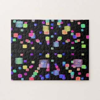 'Meta Cubes' Jigsaw Puzzle