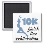 meta del azul 10K Imanes Para Frigoríficos