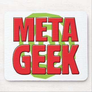 Meta Geek Mouse Pad