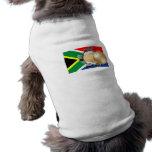 Meta - meta que gana del partido surafricano del c ropa de perros