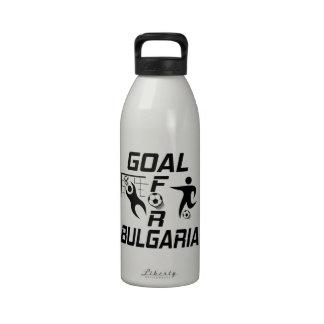 Meta para Bulgaria Botellas De Beber