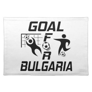 Meta para Bulgaria Manteles