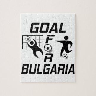 Meta para Bulgaria Puzzle