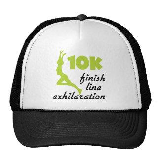 meta verde 10K Gorra