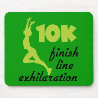 meta verde 10K Tapete De Raton