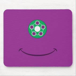 Metacell Eye Beam Mouse Pad
