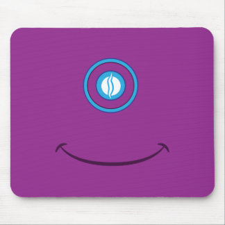 Metacell Eye Orb Mouse Pad