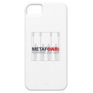 Metáfora para remar funda para iPhone 5 barely there