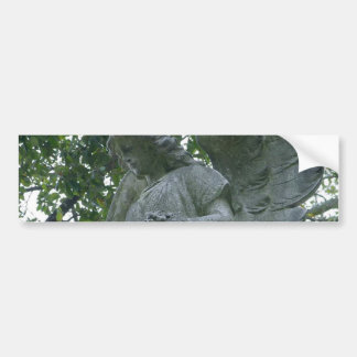 Metairie Angels Statues Bumper Stickers