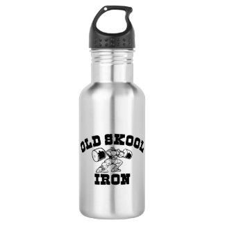 Metal 18oz Water Bottle