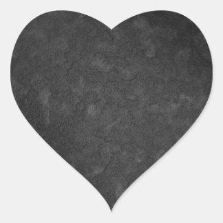Metal 3 heart sticker