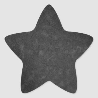 Metal 3 star sticker