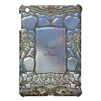 Metal Abstract Case For The iPad Mini