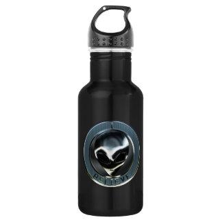 Metal Alien Head 05 Liberty Bottle