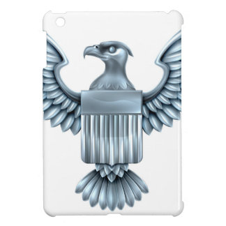 Metal American Eagle Shield Case For The iPad Mini