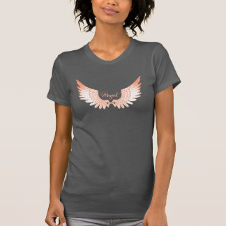 Metal Angel Wing T-shirt