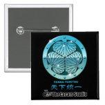 Metal Aoi ピンバッジ