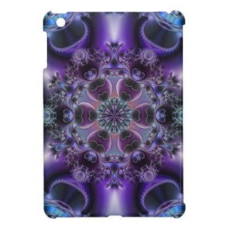 Metal Armored Fractal Tapestry Celtic Knot iPad Mini Case