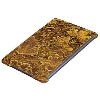 metal art flowers (I) Cover For iPad Air