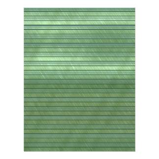 "metal art stripes 8.5"" x 11"" flyer"