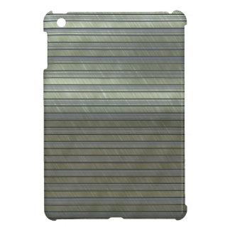 metal art stripes case for the iPad mini