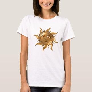 Metal-Aztec-Sun 2 T-Shirt