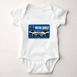 "Metal Beast ""Unleash The Beast"" Baby Bodysuit"