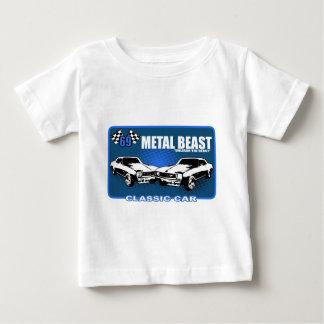 "Metal Beast ""Unleash The Beast"" Baby T-Shirt"