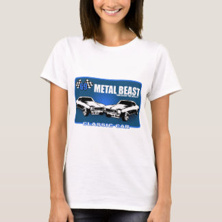 "Metal Beast ""Unleash The Beast"" T-Shirt"
