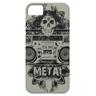 METAL! Boombox Art iPhone SE/5/5s Case