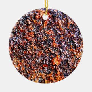 Metal Brown rígido de los desperdicios viejo Ornamentos De Reyes Magos