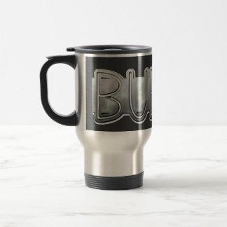 Metal BUBBA - Redneck Bling Travel Mug