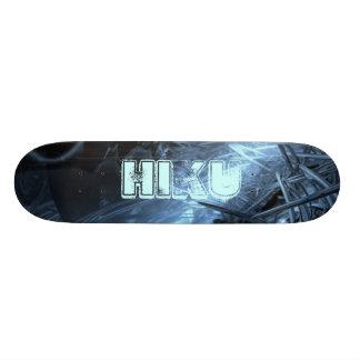 Metal by HIKU Custom Skateboard