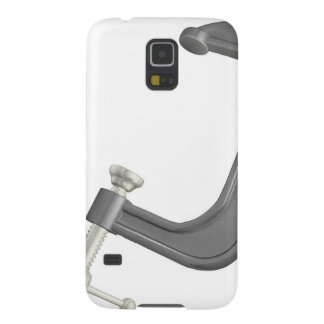 Metal C or G clamp Case For Galaxy S5