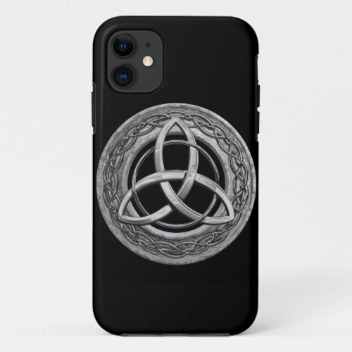 Metal Celtic Trinity Knot