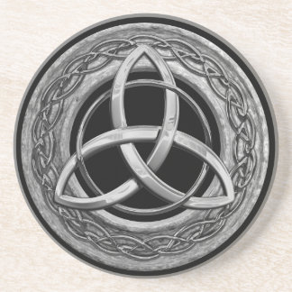 Metal Celtic Trinity Knot Coasters