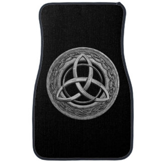 Metal Celtic Trinity Knot Floor Mat