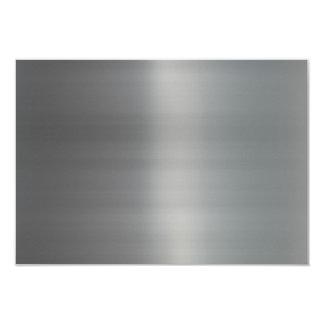 Metal cepillado con clase texturizado (falso) anuncios