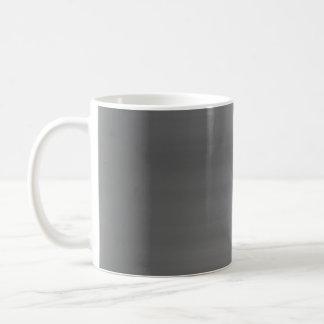 Metal cepillado con clase texturizado taza